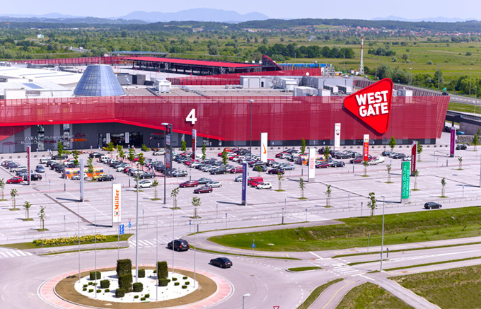 Image result for westgate zagreb